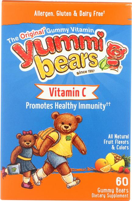 Vitamin C All Natural Fruit Flavors & Colors