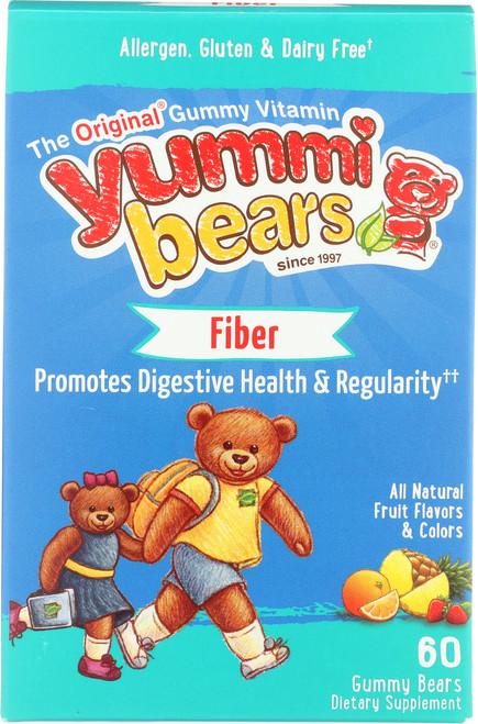 Fiber Digestive Health All Natural Fruit Flavors & Colors