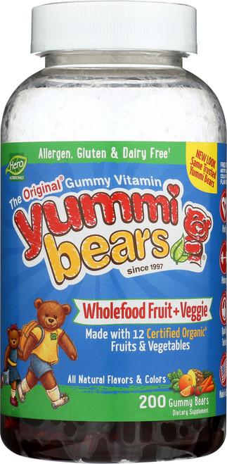Whole Food Fruit & Veggie Value Size