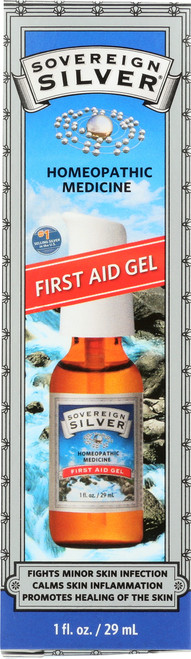 First Aid Gel Travel Size
