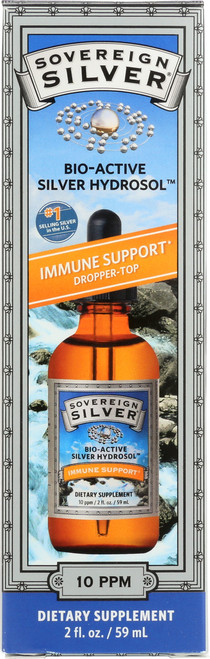 Dropper Top Bio-Active Silver Hydrosol™
