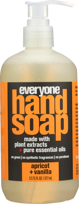 Hand Soap Apricot + Vanilla