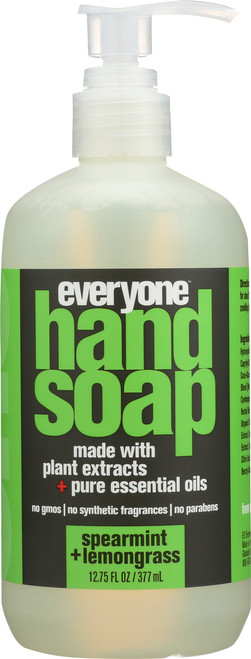 Hand Soap Spearmint + Lemongrass