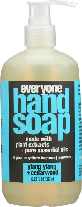 Everyone Hand Soap Ylang Ylang Cedarwood Ylang Ylang Cedarwood