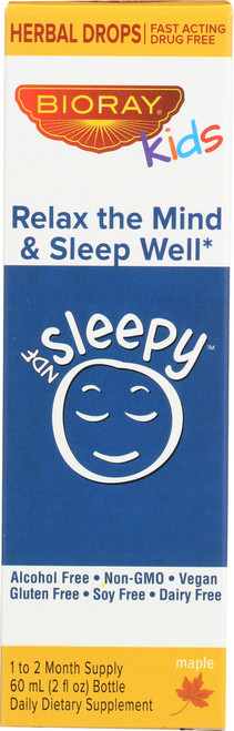 Ndf Sleepy™ Liquid Herbal Drops-Ndf-Sleepy