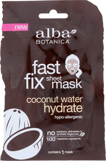 Fast Fix Sheet Mask Coconut Water Hydrate
