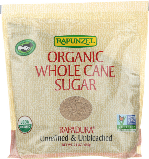 Cane Sugar Organic Whole Cane Sugar