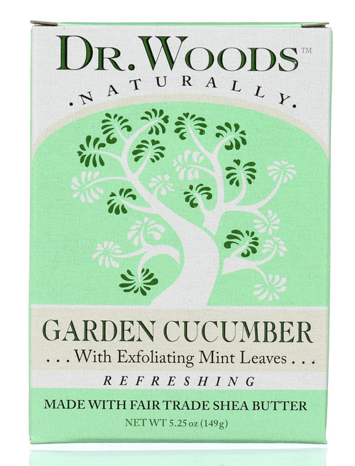 Shea Butter Soap Garden Cucumber