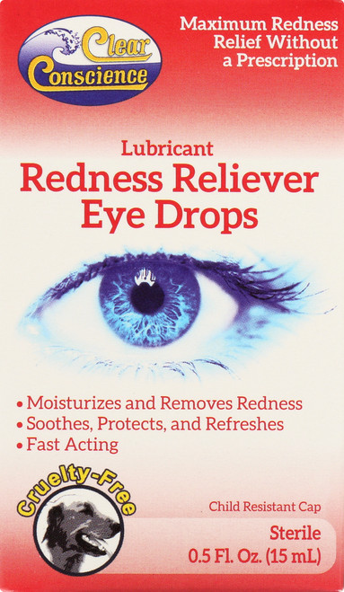 Eye Drops Redness Reliever