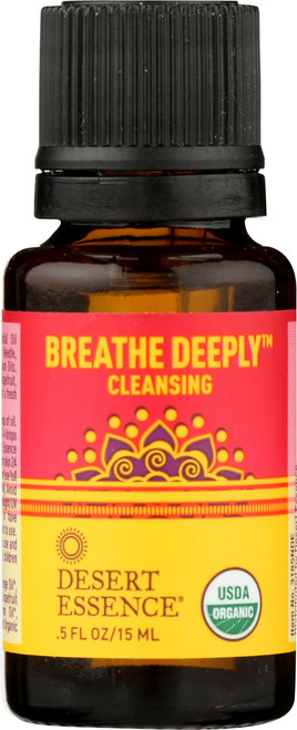 Essential Oil-Org-Breathe Deeply™ Breathe Deeply™