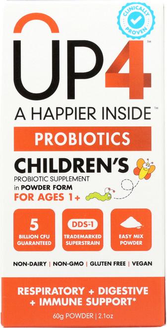Children'S Probiotic Supplement Powder Form
