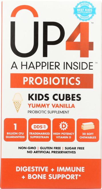Probiotic Supplement Yummy Vanilla