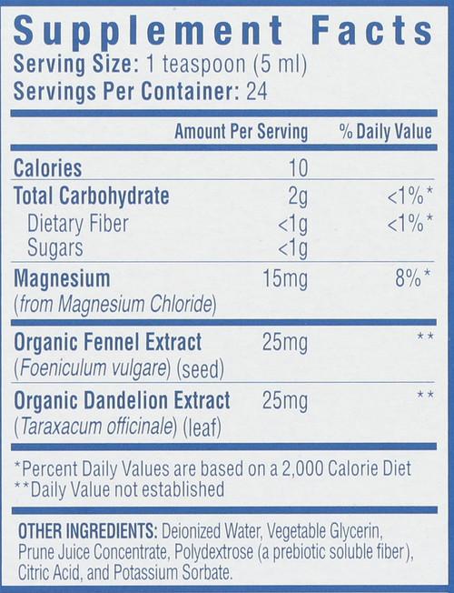 Constipation Ease +Prebiotics 4 Fl oz 120 Ml