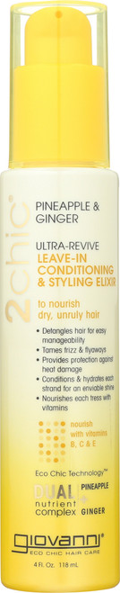2Chic® Ultra-Revive  Leave-In Conditioning & Styling Elixir Pineapple & Ginger