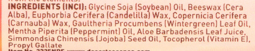 Lip Rescue Moisturizing With Jojoba Oil 0.15oz 4.25 G