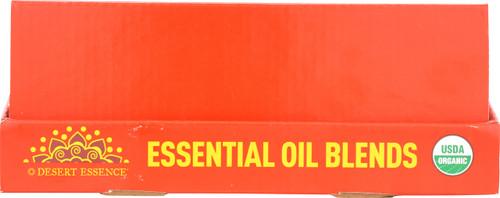 Essential Oil Blends Shelf Display