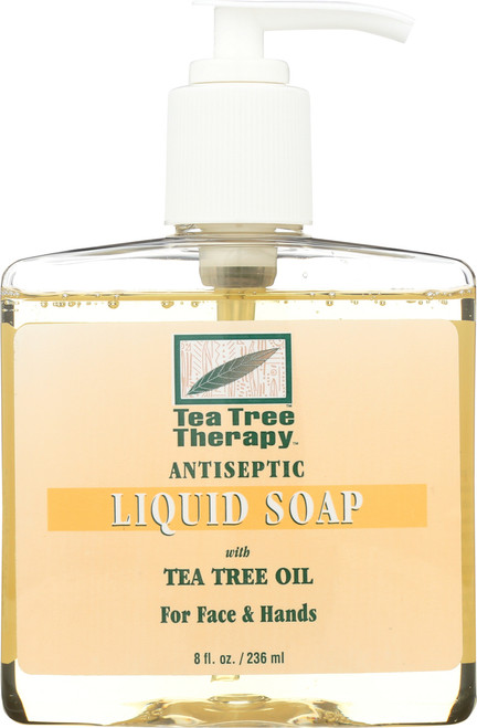 Antiseptic Liquid Soap Tea Tree Oil