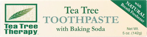 Toothpaste With Baking Soda