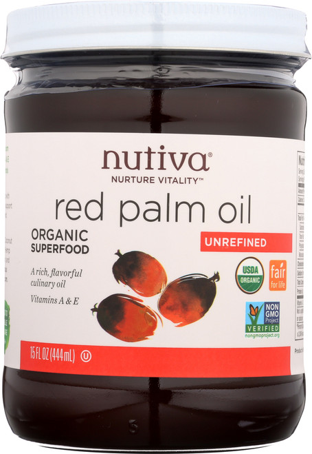 Palm Oil Red Palm Oil