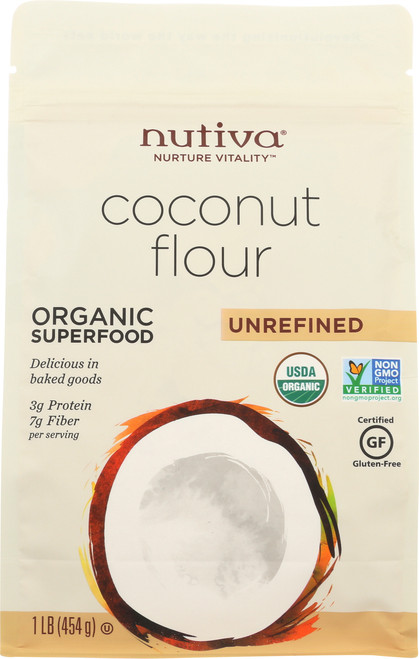 Coconut Flour Unrefined