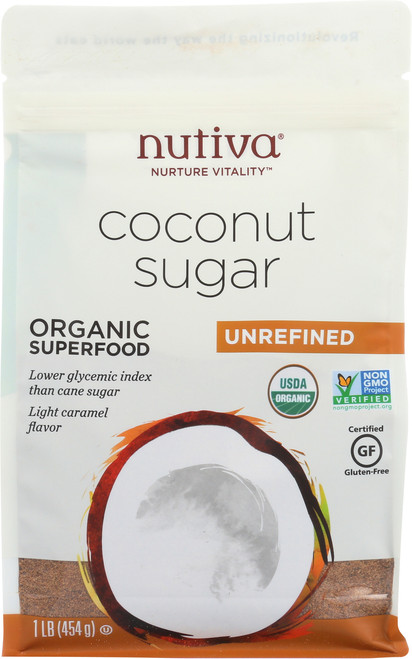 Coconut Sugar Unrefined