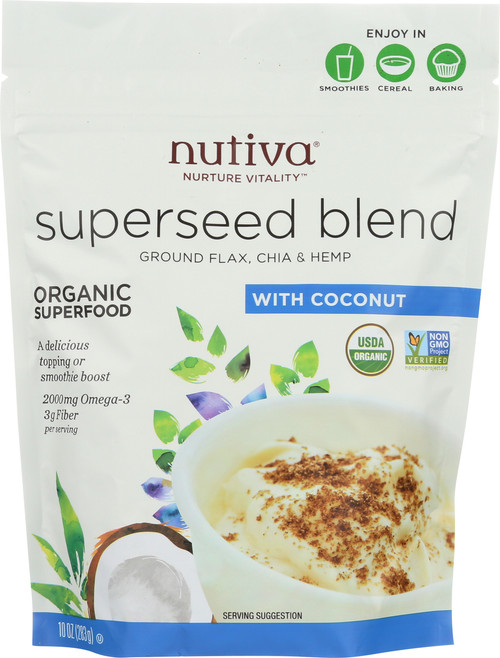 Superseed Blend With Coconut