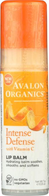 Lip Balm Intense Defense Ao Vitamin C Lip Balm    .25Oz