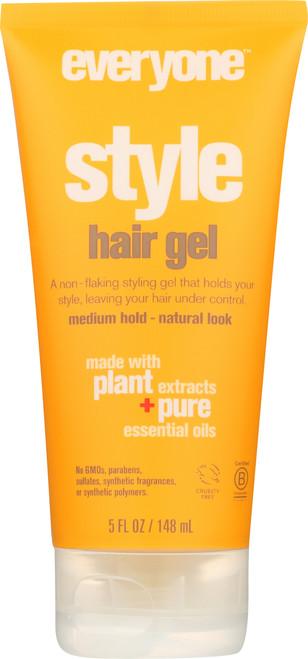 Style Hair Gel Medium Hold - Natural Look