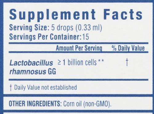Probiotic Drops 15 Day Boost 15 Servings 0.2 Fl oz