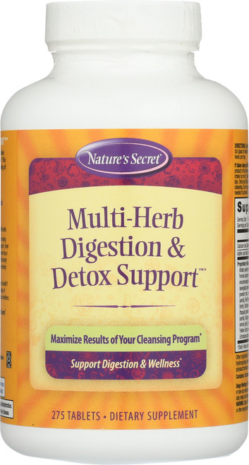 Multi-Herb Digestion & Detox Support