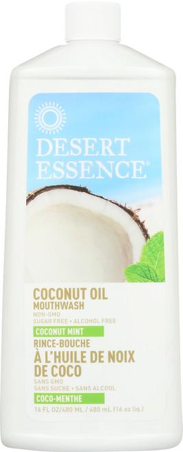 Coconut Oil Mouthwash Coconut Mint