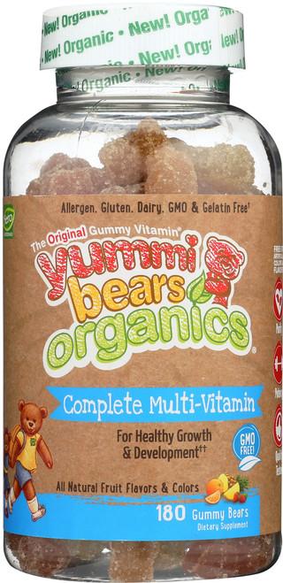 Complete Multi Vitamin & Mineral Organic Value Size