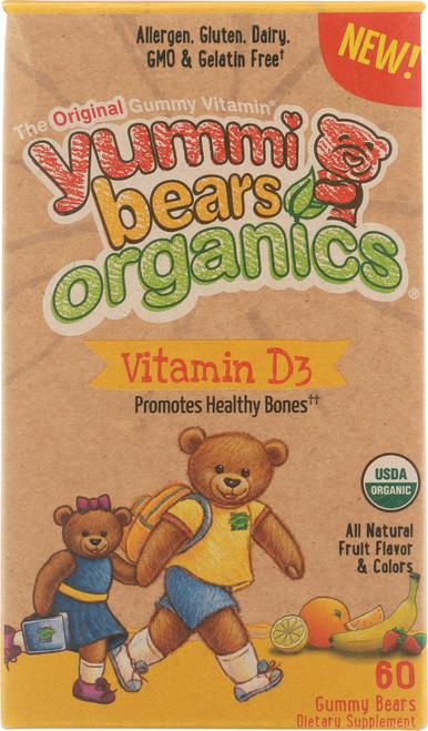 Vitamin D 3 Organic