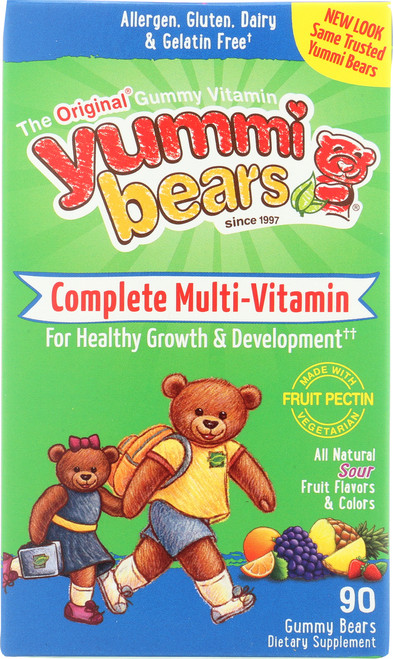 Complete Multi-Vitamin Vegetarian