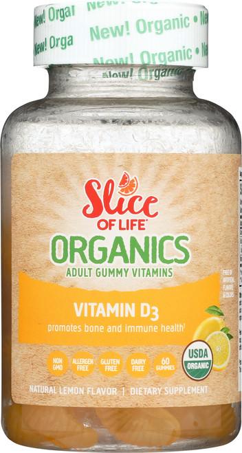 Vitamin D3 Organic