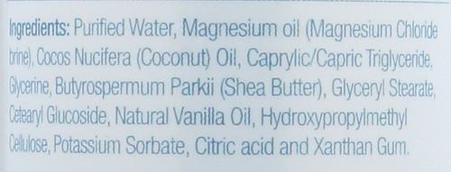Lotion-Magnesium  8 Fl oz 237 Ml