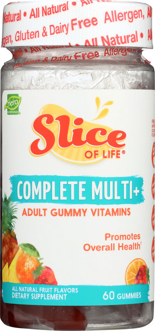Complete Multi-Vitamin