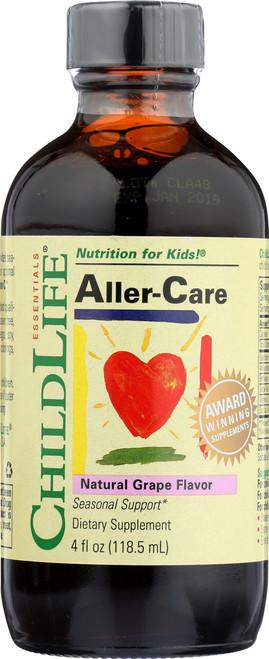 Aller-Care (Liquid) Natural Grape