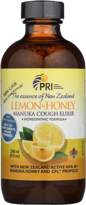 Lemon & Honey Manuka Cough Elixir