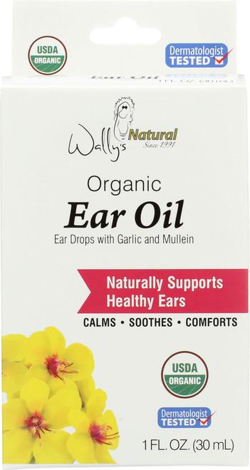 Ear Oil-Organic