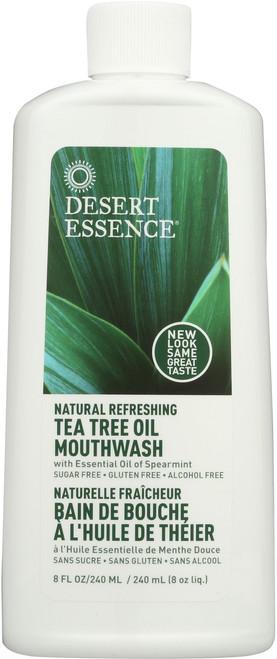Mouthwash,Tea Tree,A/F