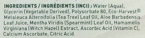 Mouthwash,Tea Tree,A/F  8 Fl oz 240 Ml
