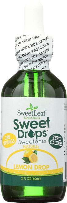 Sweet Drops-Stevia-Lemon Drop