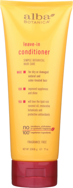 Leave-In Conditioner Fragrance Free