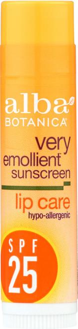 Lip Balm Sunblock Spf25 Alba Sun Lip Balm Spf25-.15Oz