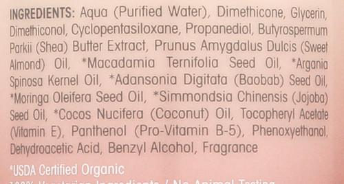 Anti-Frizz Hair Balm 2Chic® Frizz Be Gone™ Shea Butter & Sweet Almond Oil Hair Balm 5 Fl oz 147 Ml