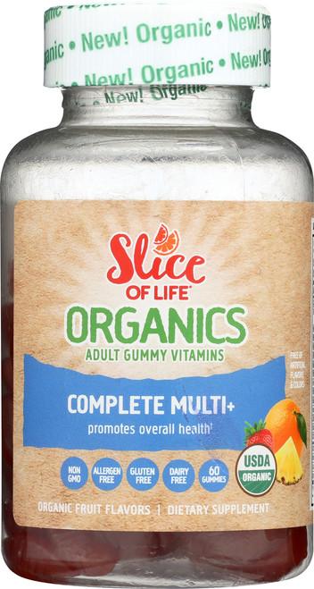 Complete Multi-Vitamin Organic