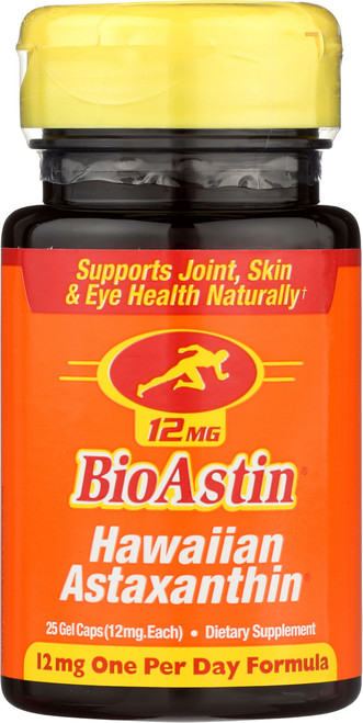 Bioastin 12Mg Astaxanthin, Microalgae