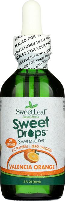 Sweet Drops™-Stevia-Valencia Orange