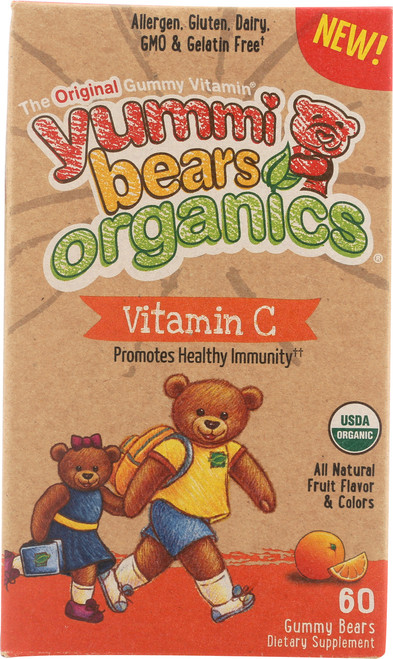 Vitamin C Organic